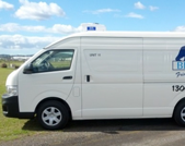 Light Commercial Vans