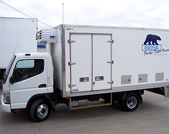 Refrigerated Trucks for Hire