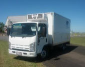 Refrigerated Trucks for Rent